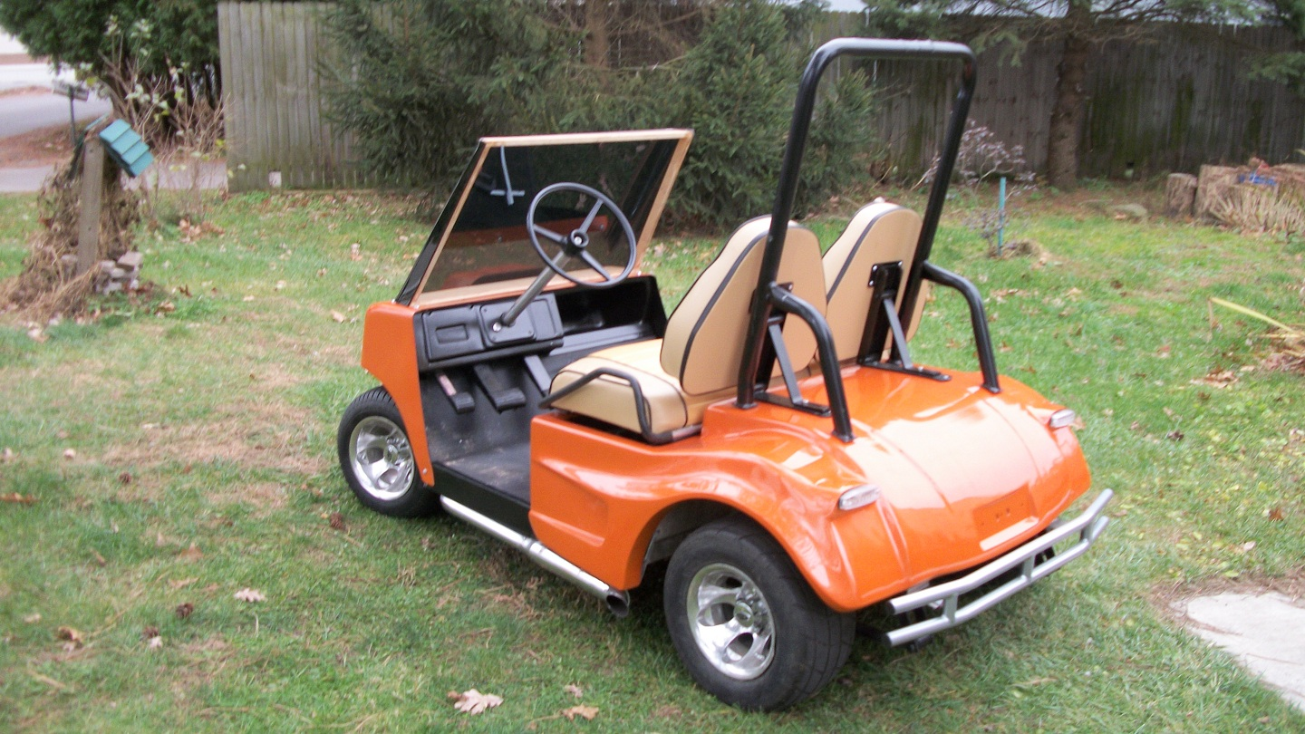 1976 Club Car Caroche Street Rod Golf Carts Forum