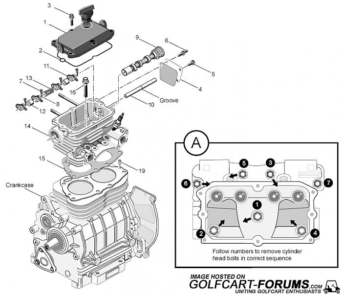 ezgo robin engine diagram wisconsin robin engine parts diagram